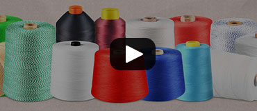 sewing thread video