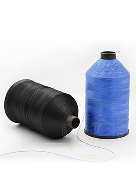 High tenacity filament thread